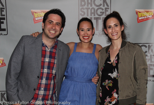 Rob Diamond, Katie Lynch and Jennifer Diamond