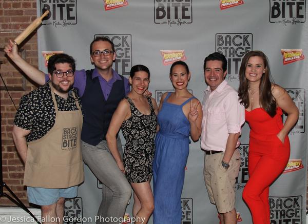 Jeffrey Vizcaino, Alex Stompoly, Christine Penski, Katie Lynch, Roque Berlanga and Annmarie Powers