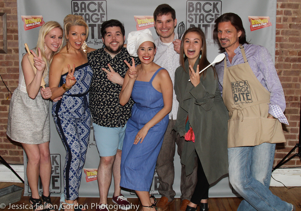 Photos: Backstage Bite Celebrates Launch of Season 2- Premieres Tomorrow!