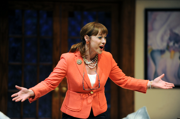 Photos: First Look at Paige Davis and Javier Manente in 'MISS ABIGAIL'S GUIDE' at Pittsburgh CLO