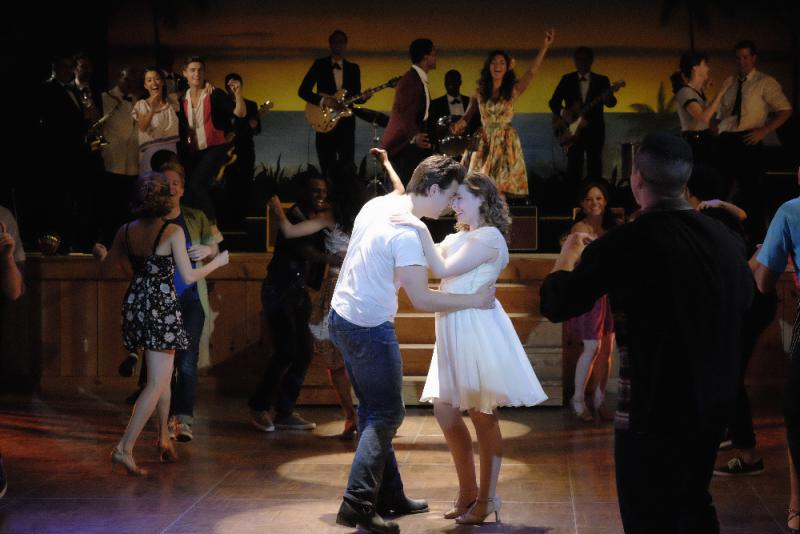 BWW Interview: Tony Winning Choreographer Andy Blankenbuehler Talks ABC's DIRTY DANCING & Finding an Honest Connection to the Music