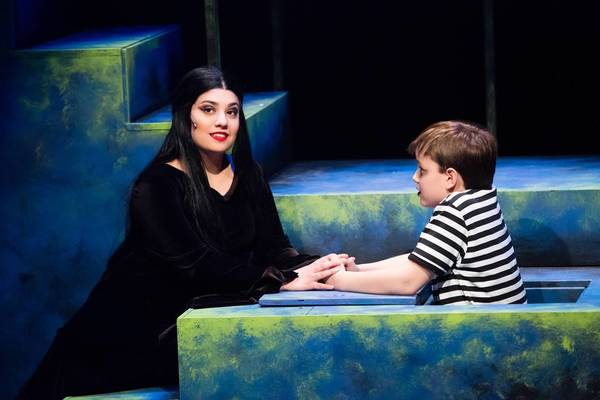Photo Flash:  THE ADDAMS FAMILY Returns to New York
