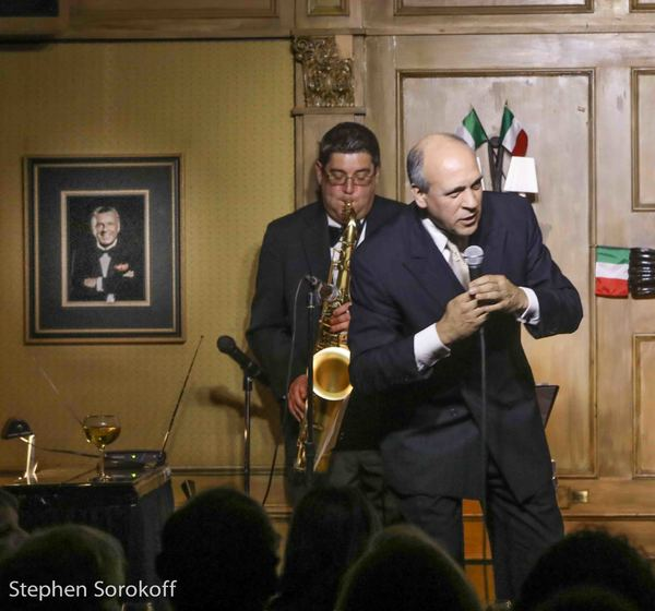 Photo Coverage: Lisa Lampanelli, Dominic Chianese & Others Featured At Friars Club's BELLA NOTTE