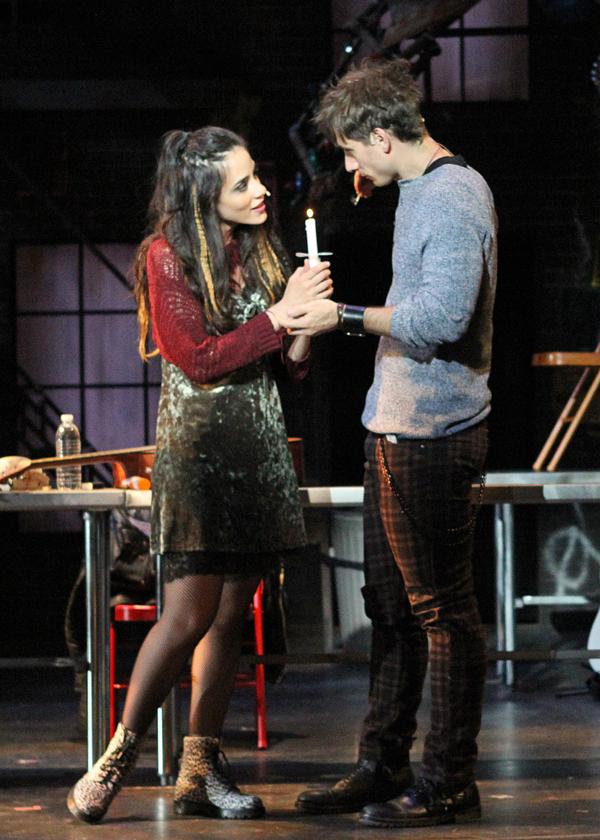 Michelle Veintimilla and Anthony Festa