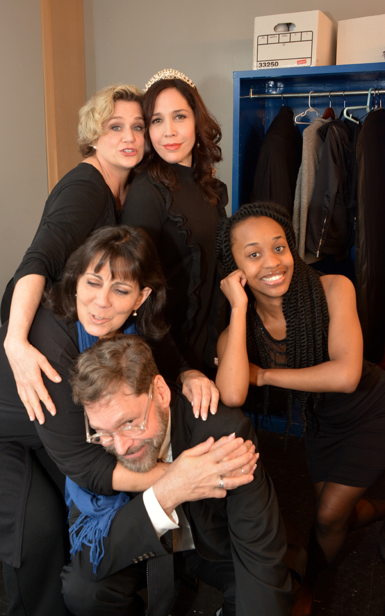 picture Andrea Burns