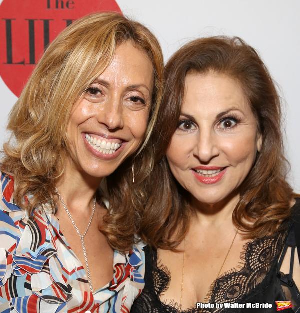 Amanda Green and Kathy Najimy