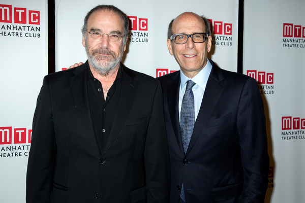 Mandy Patinkin, Matthew C. Blank