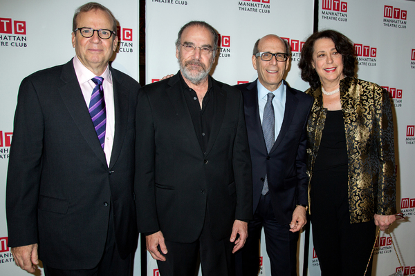 Barry Grove, Mandy Patinkin, Matthew C. Blank, Lynne Meadow