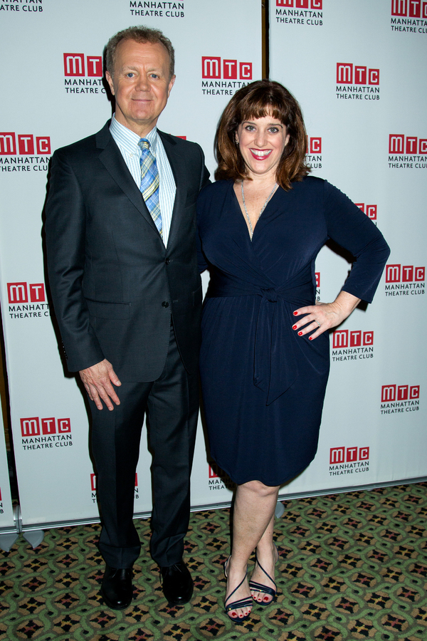 Photo Coverage: On the Red Carpet for MTC's Spring Gala!