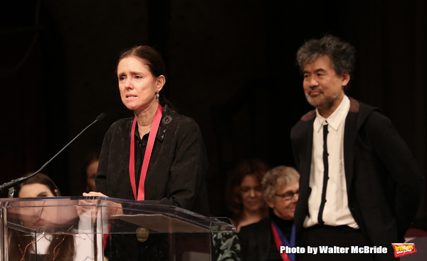 Julie Taymor and David Henry Hwang