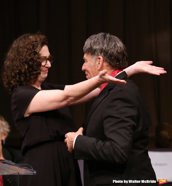 Julia Jordan and Stephen Schwartz