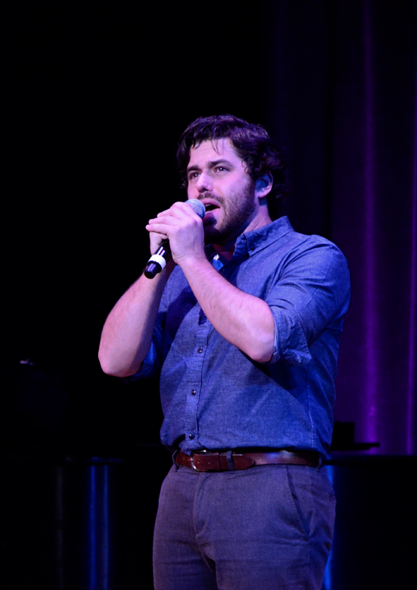 Photo Coverage: Josh Young, Christina Bianco & More Celebrate BROADWAY BY THE YEAR: 1997-2006