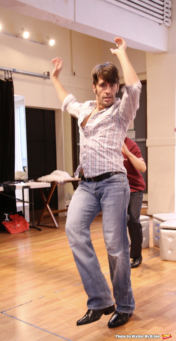 Photo Coverage: In Rehearsal for ATTACK OF THE ELVIS IMPERSONATORS!