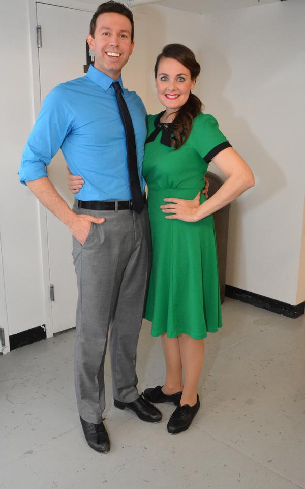 Jeremy Benton and Danette Holden