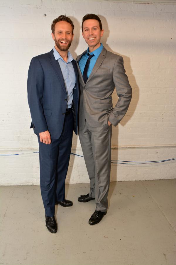 Danny Gardner and Jeremy Benton
