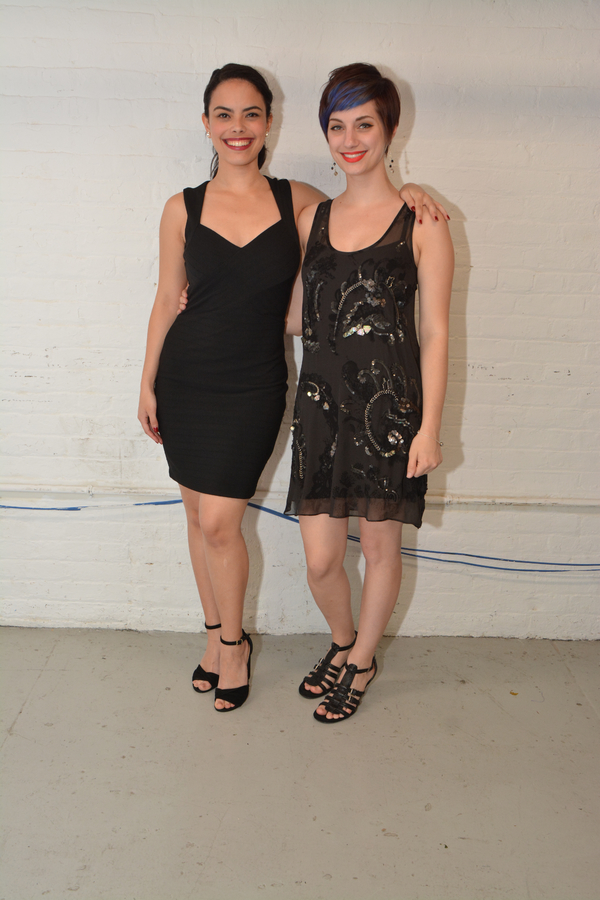 Jeanine Bruen and Emily Iaquinta Photo