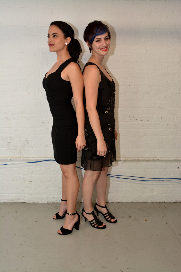 Jeanine Bruen and Emily Iaquinta
