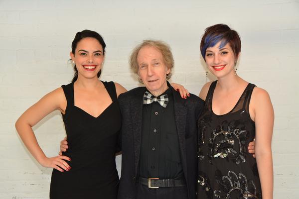 Jeanine Bruen, Scott Siegel and Emily Iaquinta