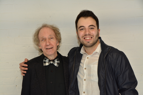 Scott Siegel and Pedro Coppeti