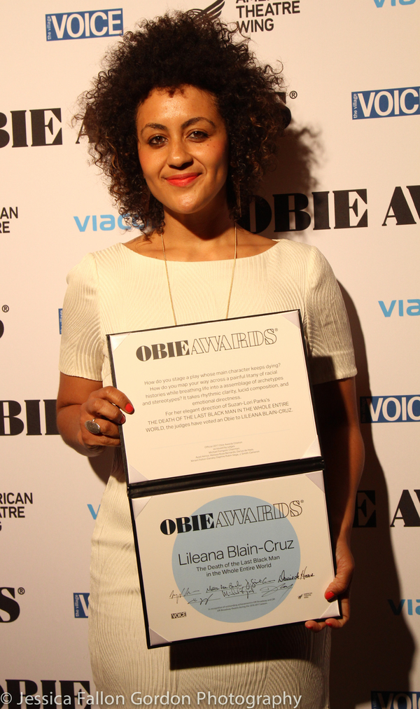Photo Coverage: Inside Off-Broadway's Biggest Night with the Obie Award Winners!