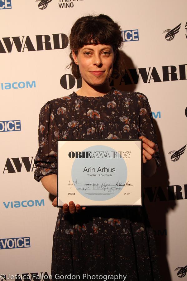 Arin Arbus