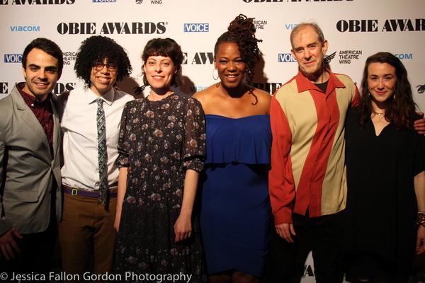 Austin Reed Alleman, Storm Thomas, Arin Arbus, Kecia Lewis, William Youmans and Jessi Photo