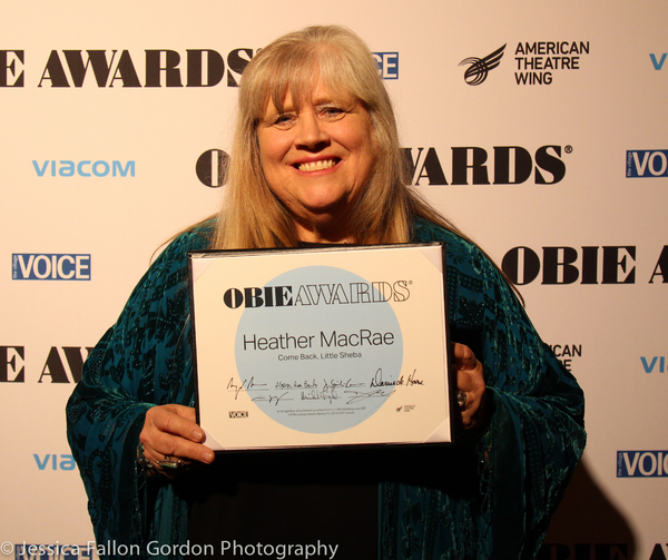 Heather MacRae Photo