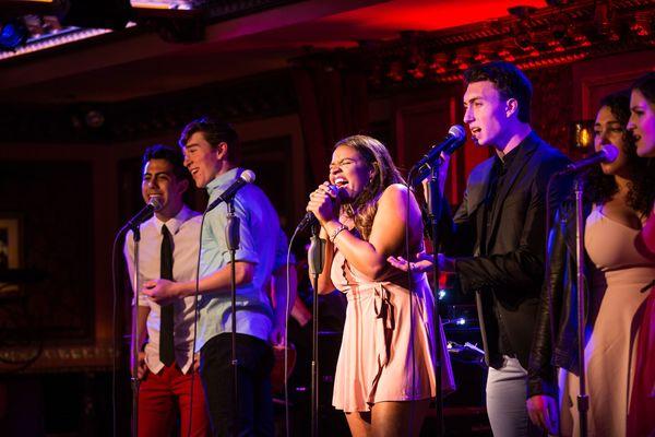 Xavier Castaneda, Logan Rowland, Sammie Williams, Cole Wachman, Hana Shayna Gottlieb, Photo