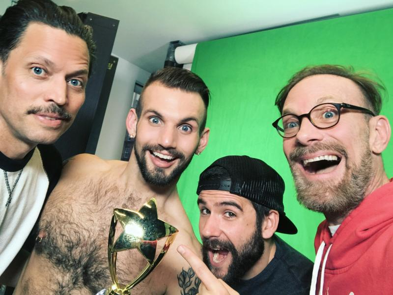 BWW Interview: Chris Harder Talks #BIGBRIGHTSTAR World Premiere