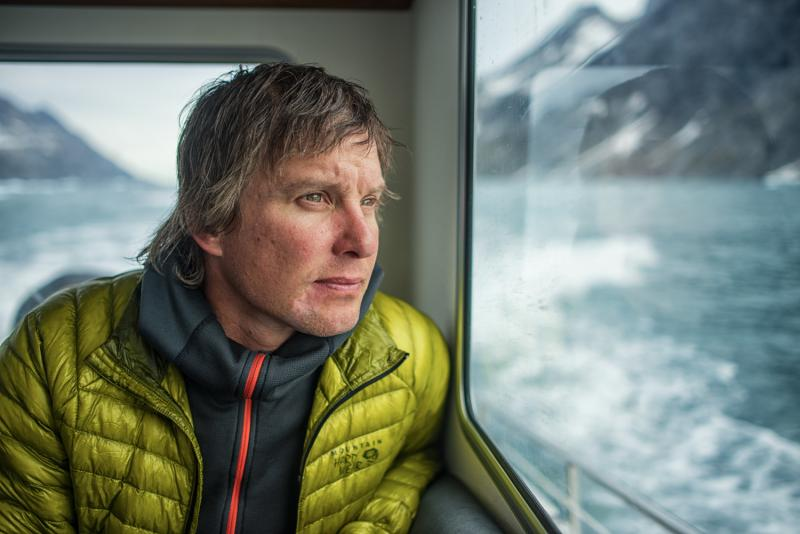 BWW Interview: National Geographic Explorer Mike Libecki is Living the Sweet Life