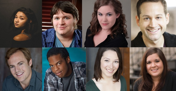 Savannah Cannistraro, Ross Christian, Amanda Forman, Edward Fraim, Matthew Lunt, Donovan Mullings, Alyssa Ratkovich, and Kallie Rolison