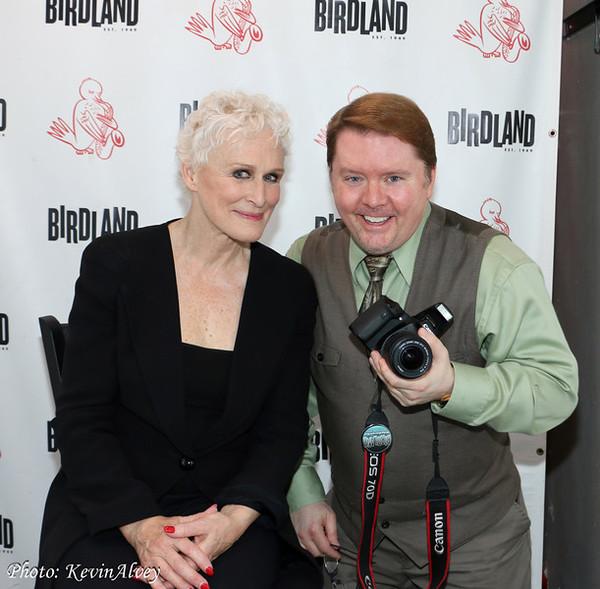 Photo Flash: Glenn Close and Cast of SUNSET BOULEVARD Bring VINTAGE HOLLYWOOD to Birdland