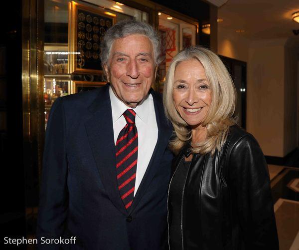 Tony Bennett & Eda Sorokoff