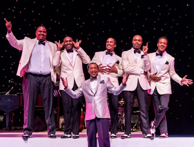 BWW Review: Ebony Rep's  FIVE GUYS NAMED MOE is the Summer Party You Don't Want to Miss