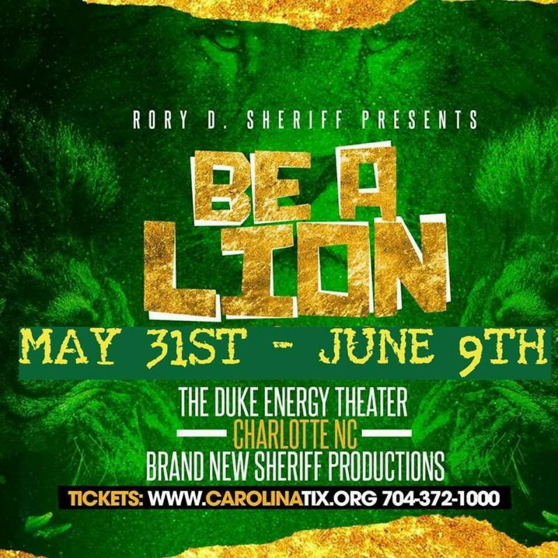 The New, Improved Musical, 'Be A Lion' Returns For Its Fourth Season!