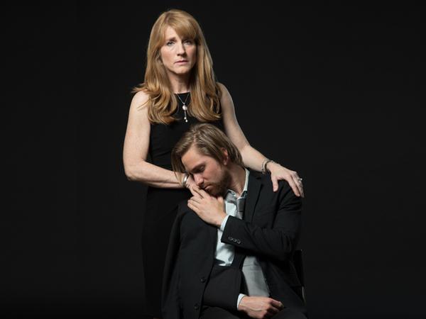 Julie Campbell, Alec Shaw