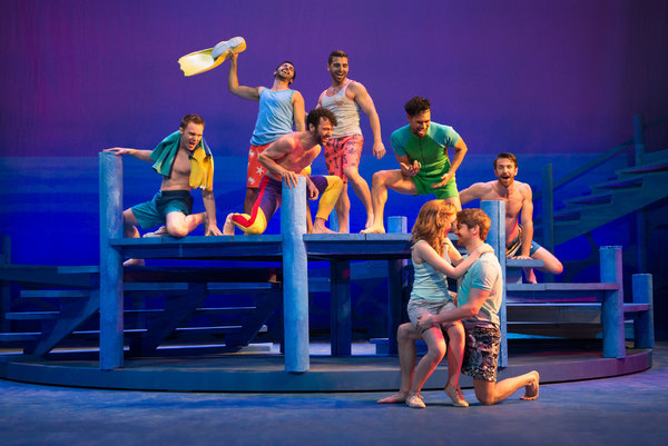 Photo Flash: Get A First Look at MAMMA MIA! at The Ogunquit Playhouse