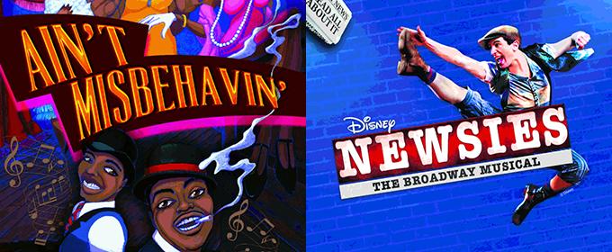 Frenchie Davis-Led AIN'T MISBEHAVIN', NEWSIES and More Set for La Mirada Theatre in 2017-18