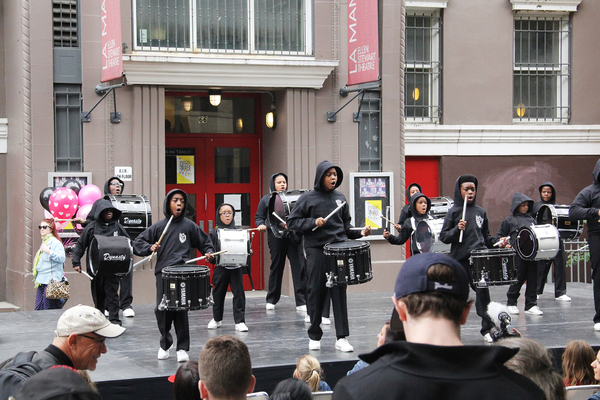 Photo Flash: La MaMa Announces Top to Bottom Renovation of 4th Street Home at BLOCK PARTY