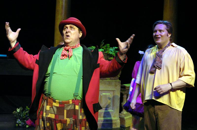 BWW Review: Fear Not! GIOVANNI THE FEARLESS Is the Adventure We'll Never Forget