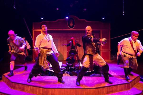 Photos: First Look at THE PIRATES OF PENZANCE at Lakewood Playhouse
