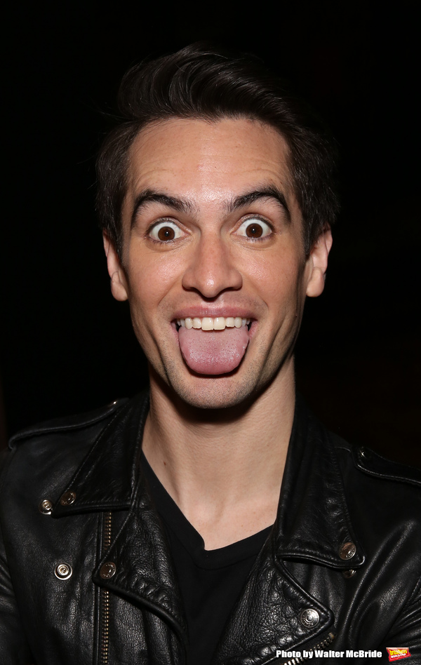 Photo Coverage: Brendon Urie Takes Center Stage as KINKY BOOTS' Next Charlie Price!