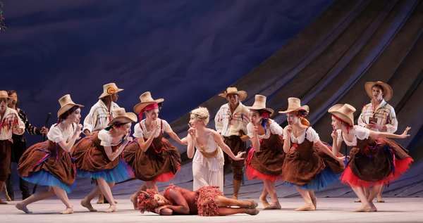 Photo Flash: A Look at THE TEMPEST at Houston Ballet