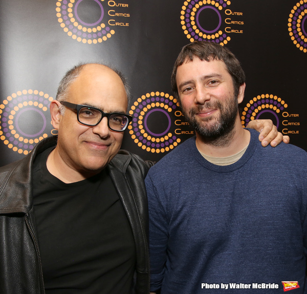 David Yazbek and Itamar Moses