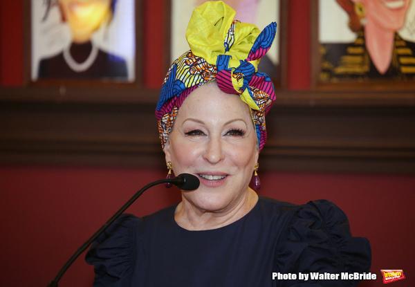 Photo Coverage: Bette Midler, Jenn Colella and More Celebrate 67th Annual Outer Critics Circle Theatre Awards