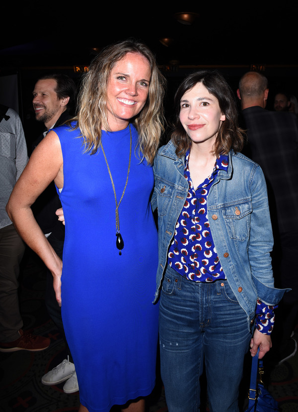 Kelly Swandon and Carrie Brownstein