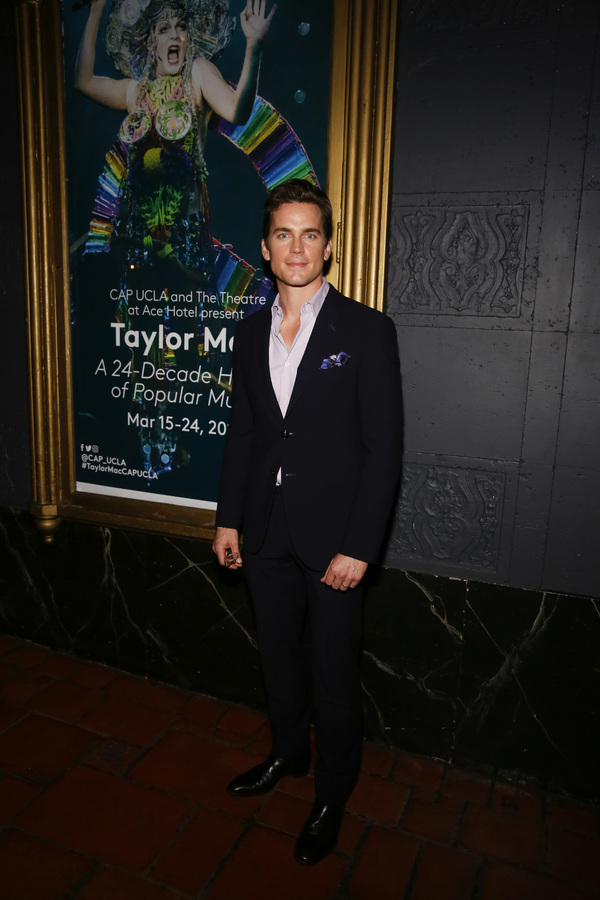 Photo Flash: CAP UCLA and The Theatre at Ace Hotel Host AN EVENING WITH TAYLOR MAC