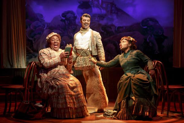 Ashley D. Kelley, Yurel Echezarreta & Kenita R. Miller Photo
