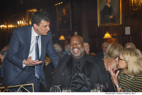 David Remnick with Jelani Cobb and Roz Chast