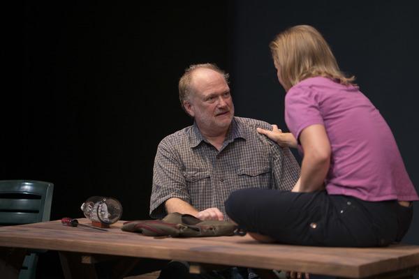 Phil Fiorini and Ashley Pankow Photo